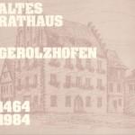 Altes Rathaus in Gerolzhofen