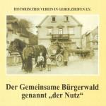 """Bürgerwald """"Der Nutz"""""""