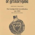 Das Landgericht Gerolzhofen um 1860