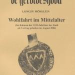 Wohlfahrt im Mittelalter